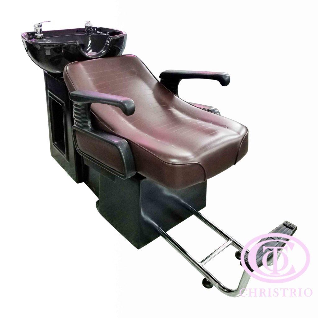 Shampoo unit  – Kadeřnický mycí box ( TS-8012 Brown)