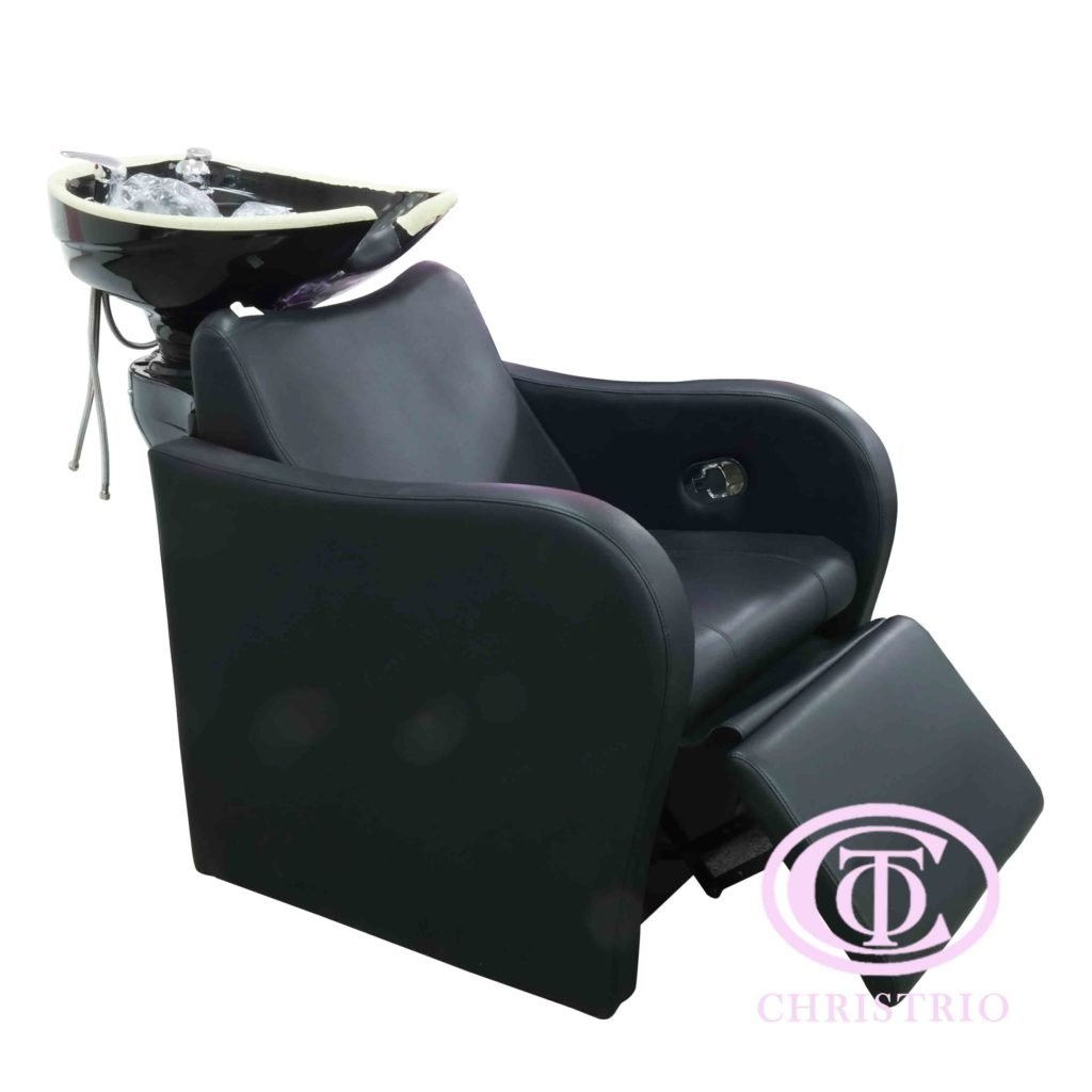 Shampoo unit TS-8018B black