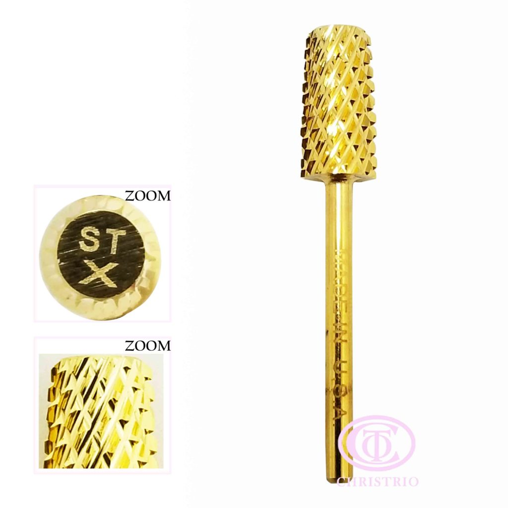 Carbide(gold-M) – Brusná fréza(STX)