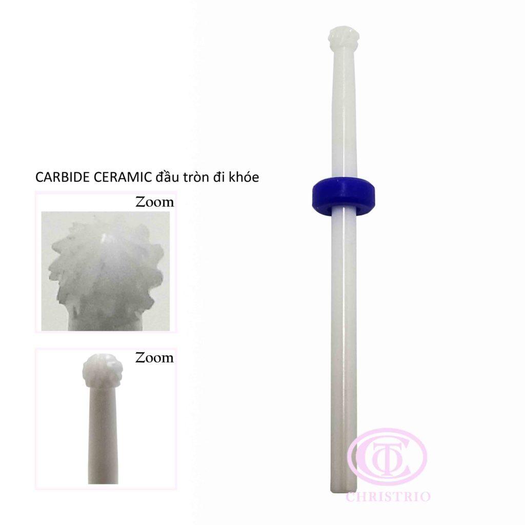 Carbide Ceramic (2019R) – Brusná fréza
