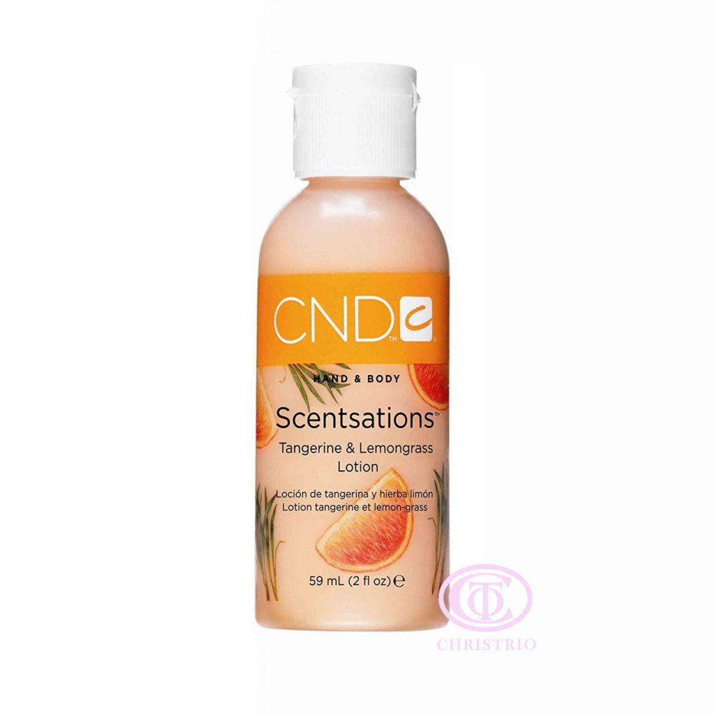 CND Hand & Body Scentsations – Vyživující krém na ruce (Tangerine & Lemongrass 59ml)