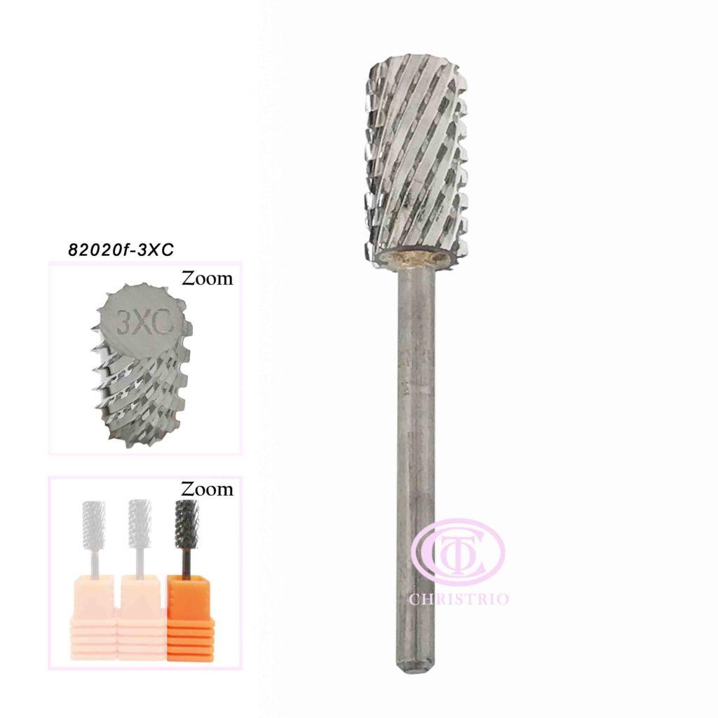 Carbide (82020f) – fréza (3xc)