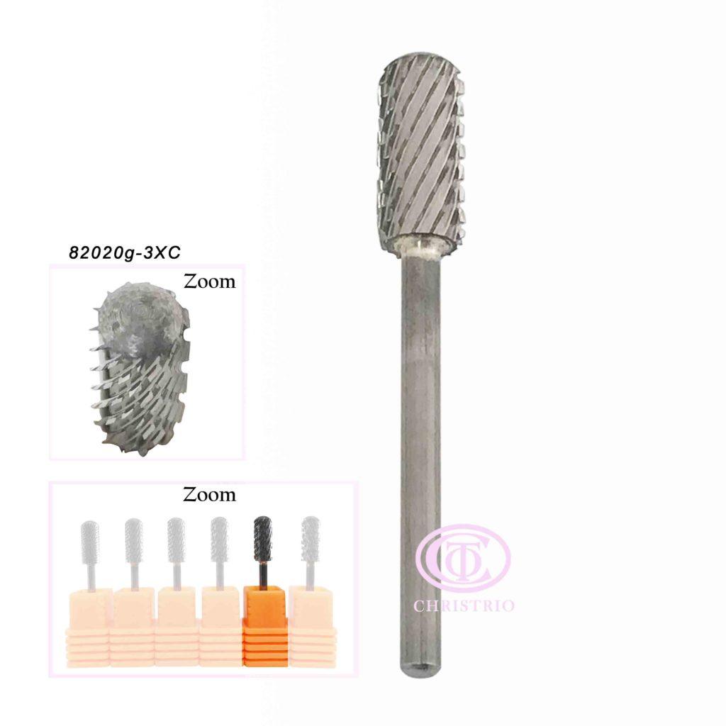 Carbide (82020g-S) – fréza (3xc)