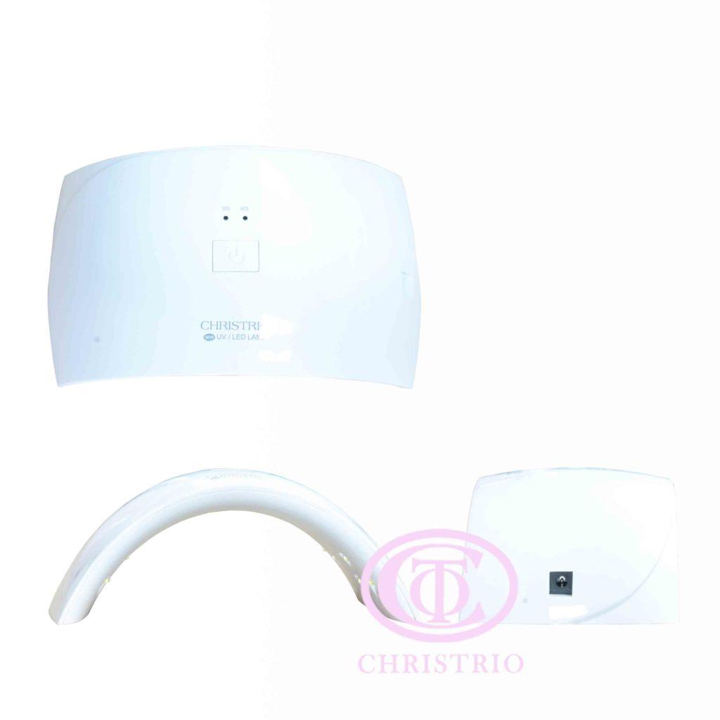 CTO UV Nail Lamp 36W White