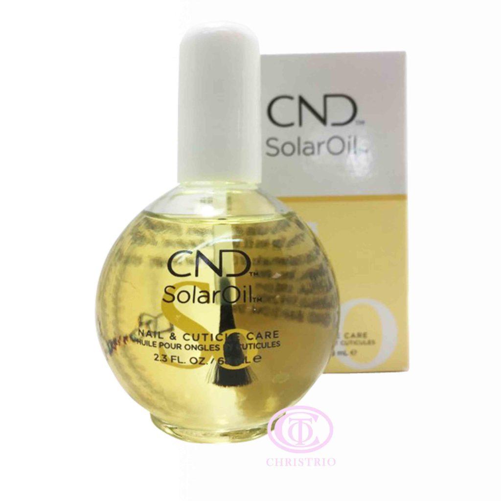 CND Solar oil  – Vyživující olej na nehty (68ml)