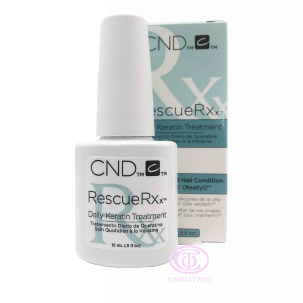 Rescuerxx – První pomoc pro poškozené nehty