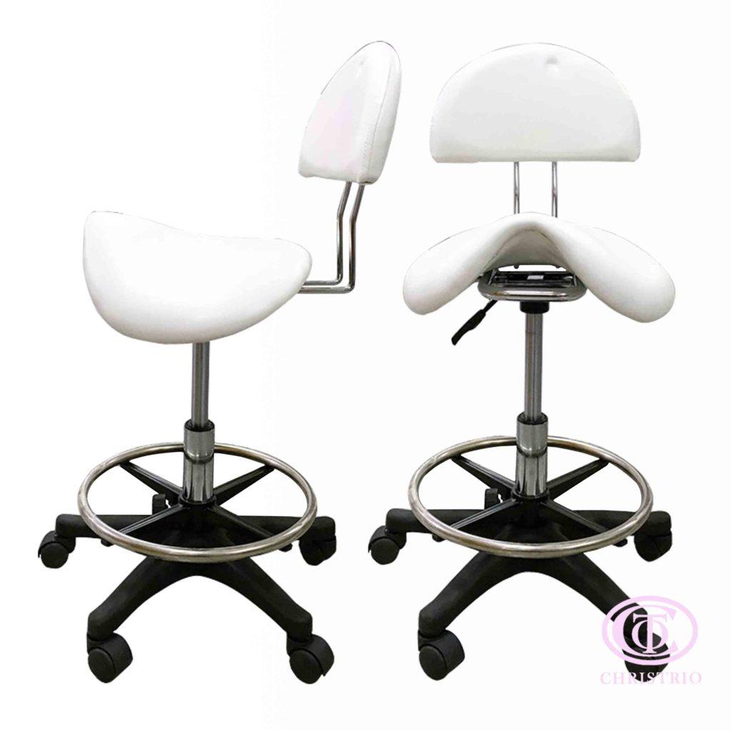 Technician chair – Pedikurní židle ( TS-3208A-W)