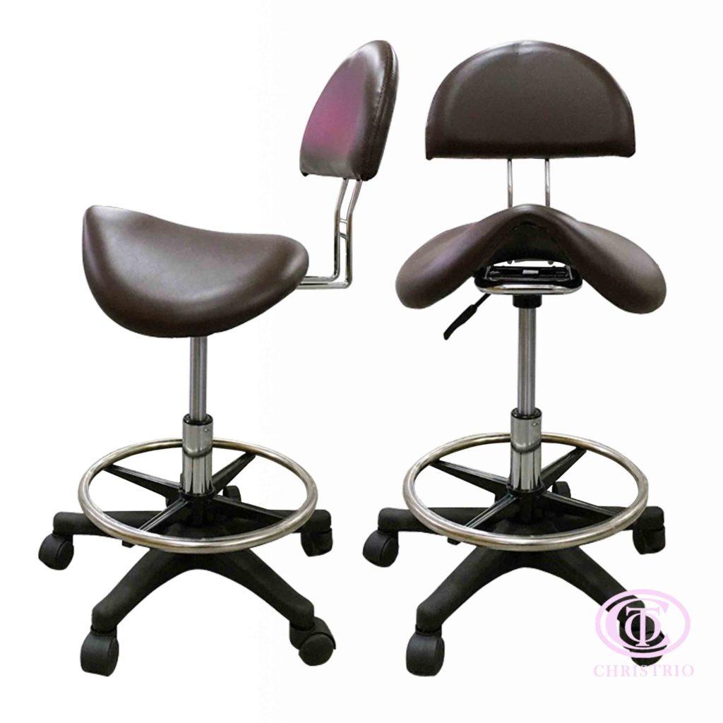 Technician chair – Pedikurní židle ( TS-3208A-Br)