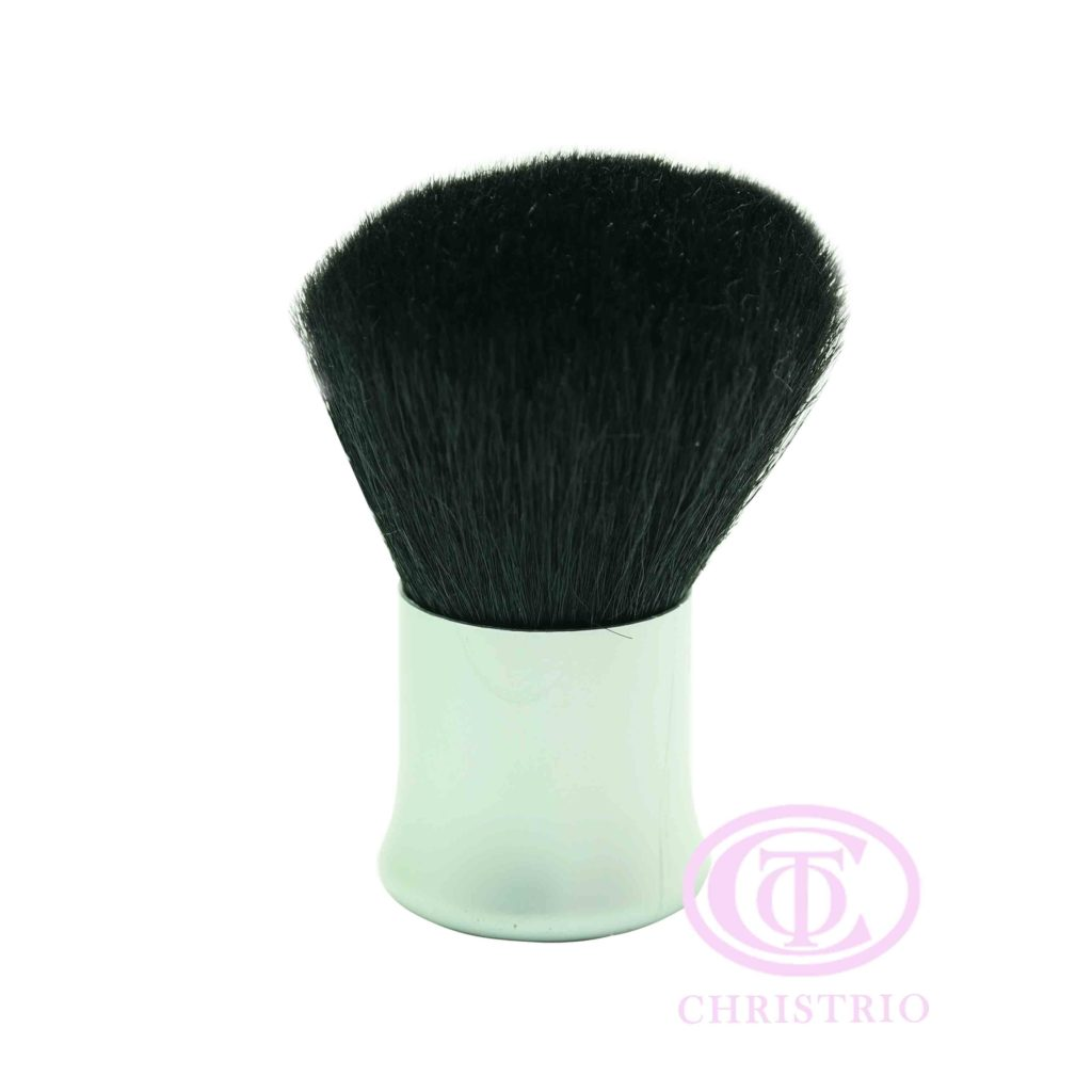 Dust Brush small silver
