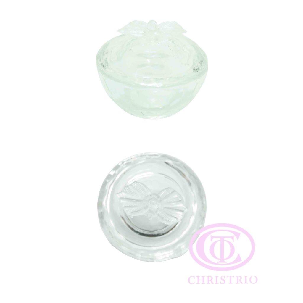 Empty Powder Crystal Jar – Nadoba na pudr