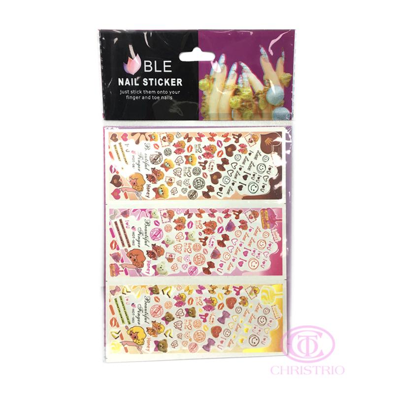 BLE Nail Sticker 2