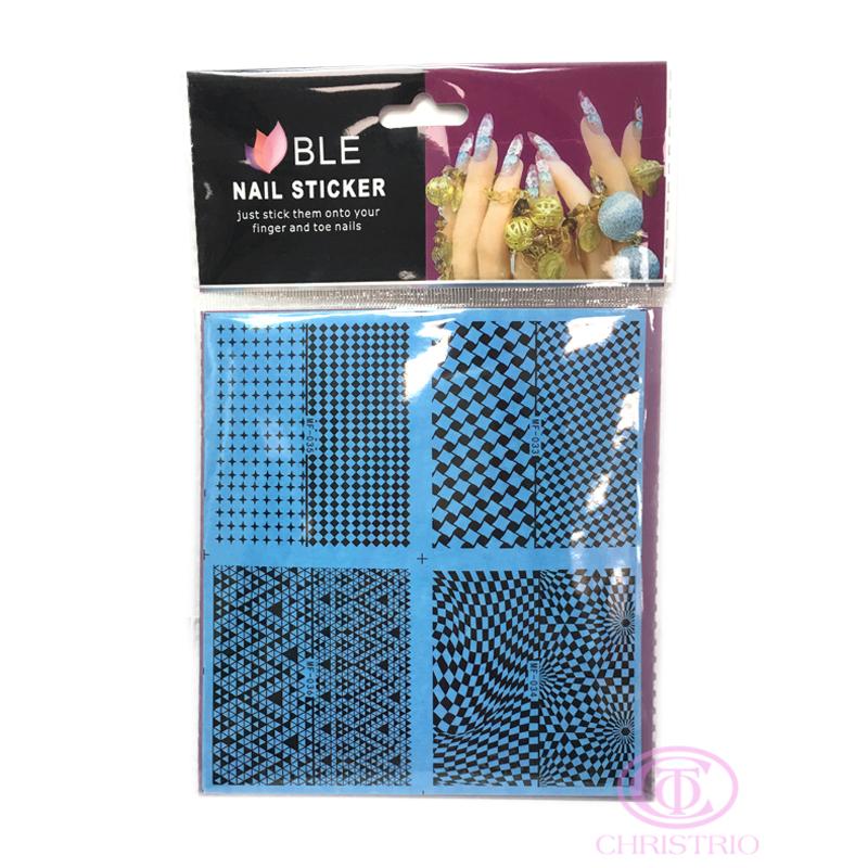 BLE Nail Sticker 3