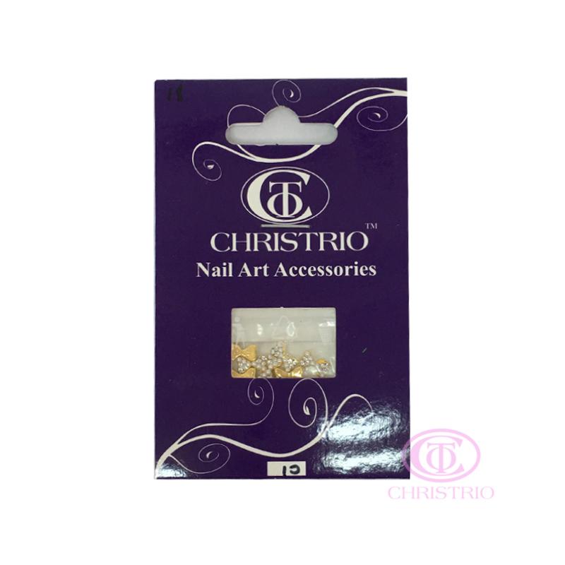 CHRISTRIO Nail art charm 10pcsbag 1