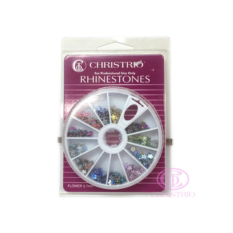 CHRISTRIO Rhinestone Wheel