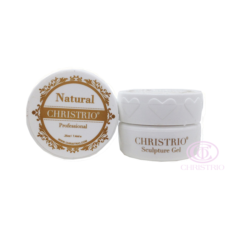 CHRISTRIO Sculpture Gel 0,25oz-7,4ml-Natural