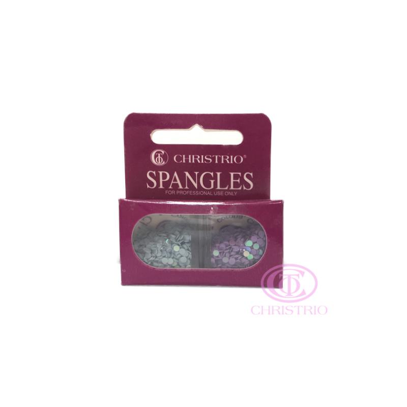 CHRISTRIO Spangles Professional Nail Rhinestones 2