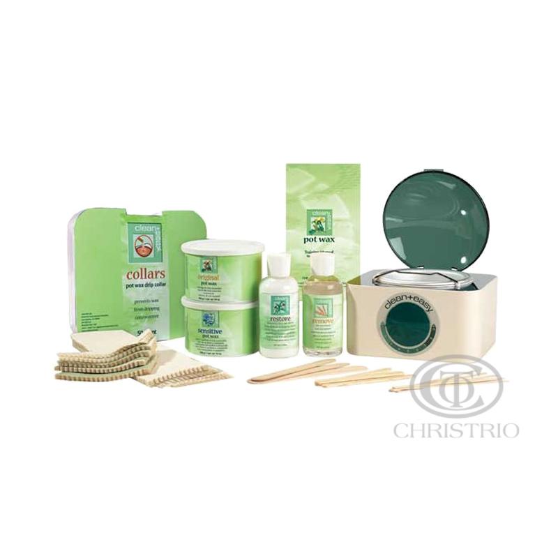 CLEAN+EASY Pot Wax Starter Kit