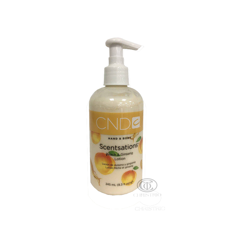 CND Scentsations_Peach n Ginseng