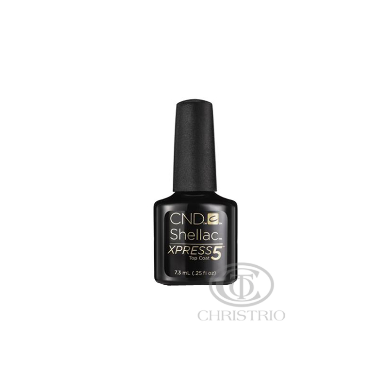 CND Shellac TOP COAT XPRESS 5 S 0,25oz-7