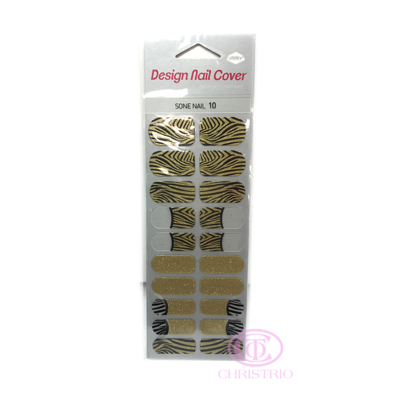Design Nail Cover for fingers and toes - korea 2