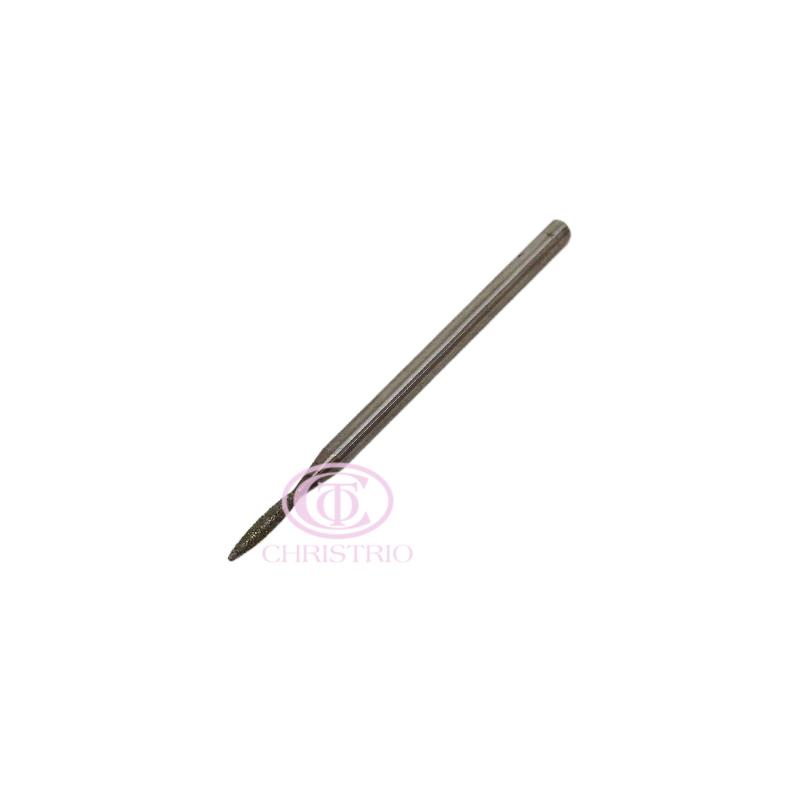 Diamond Callus Drill Bit Round-Micro Oval Medium