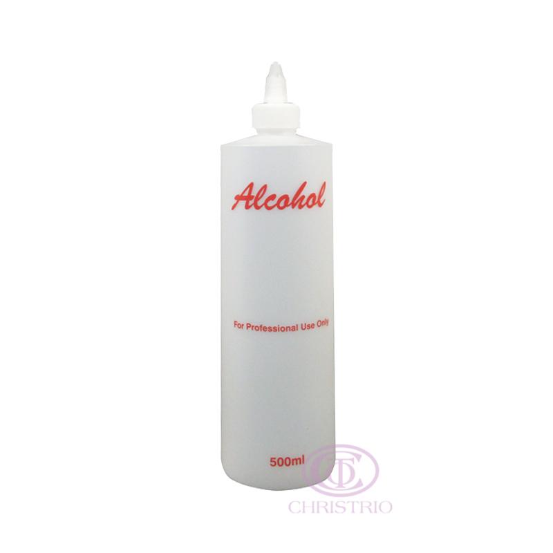 Empty Plastic Bottle 16oz 500ml - Alcohol