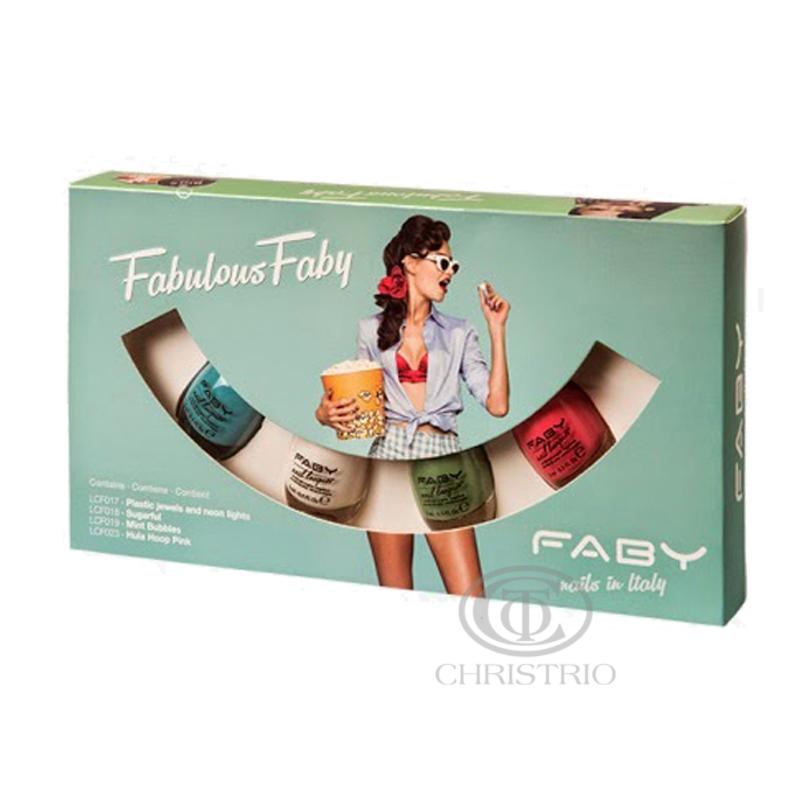 FABY Mini set 4x5ml Fabulous_1