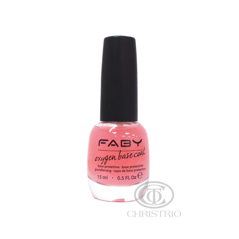 Faby oxygen base coat