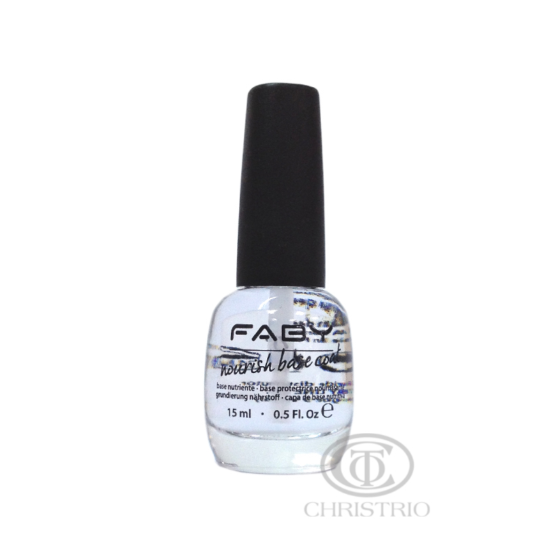 Faby polish base coat
