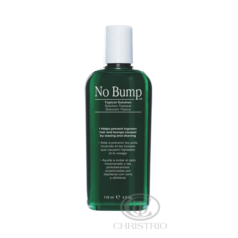 GIGI No Bump Solution 4oz-118ml