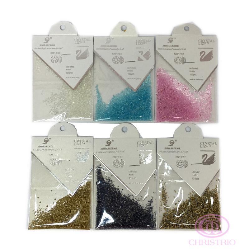 GUO JI FENG Crystal bead pack 1