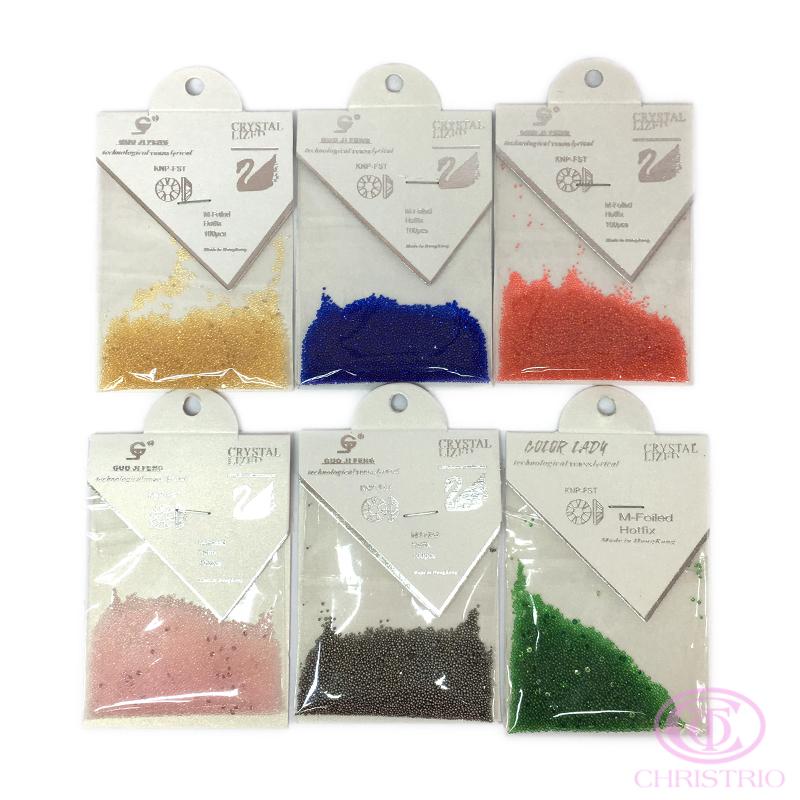 GUO JI FENG Crystal bead pack 2