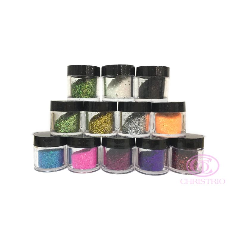 Glitters box 12pcs