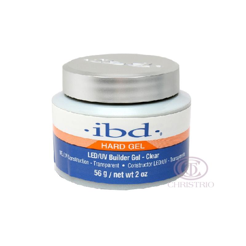 IBD LED-UV Builder Gel 2oz-56g-Clear