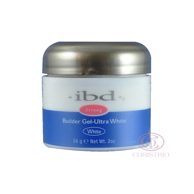 IBD LED-UV Builder Gel 2oz-56g-Ultra White