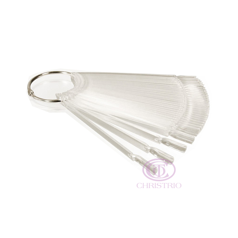 Keyring Display - clear