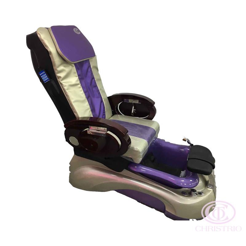 Massage chair TS-1229_Purple