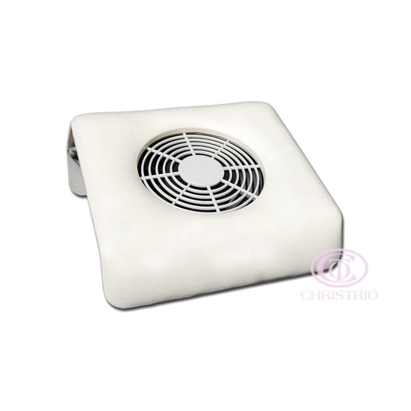 Nail Dust Collector 28x18cm - white