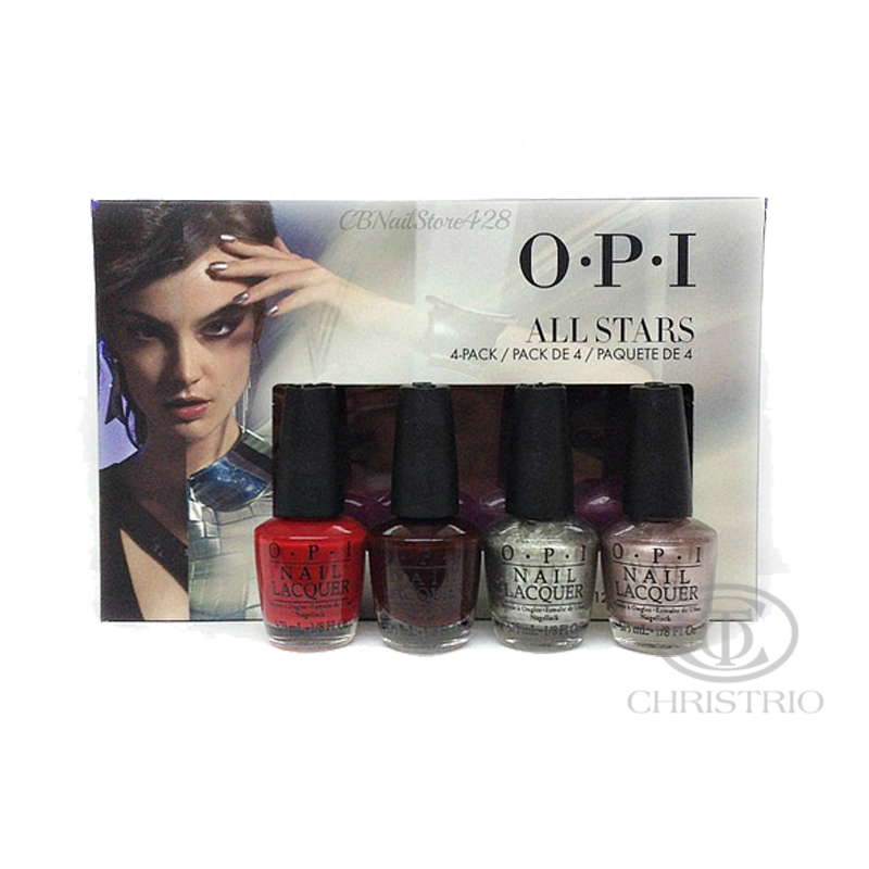 OPI All Stars 4-pack