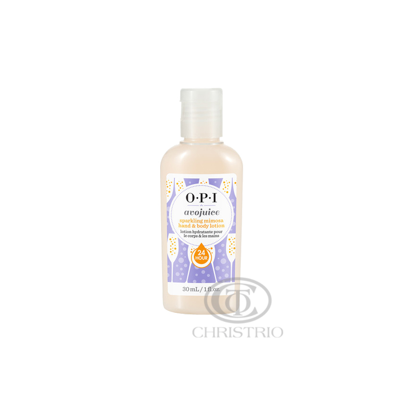 OPI Avojuice Hydrating Skin Quenchers - sparkling mimosa Hand & Body Lotion