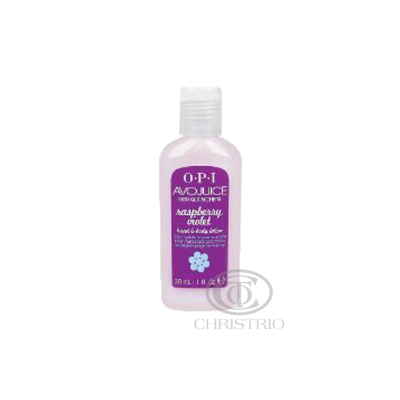 OPI Avojuice Lotion 1oz 30ml - Raspberry