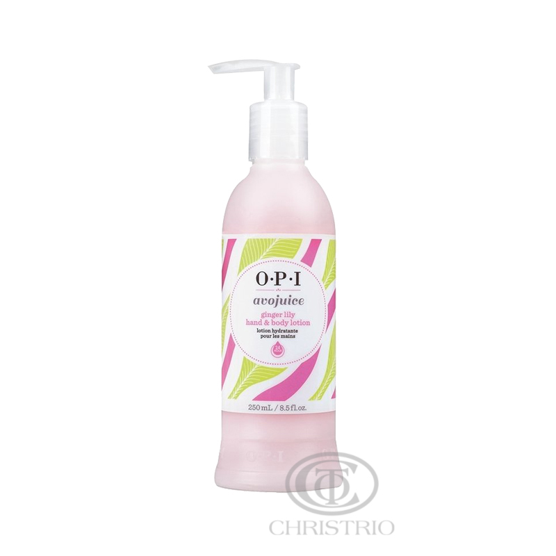 OPI Avojuice Lotion 8,5oz 250ml ginger lily