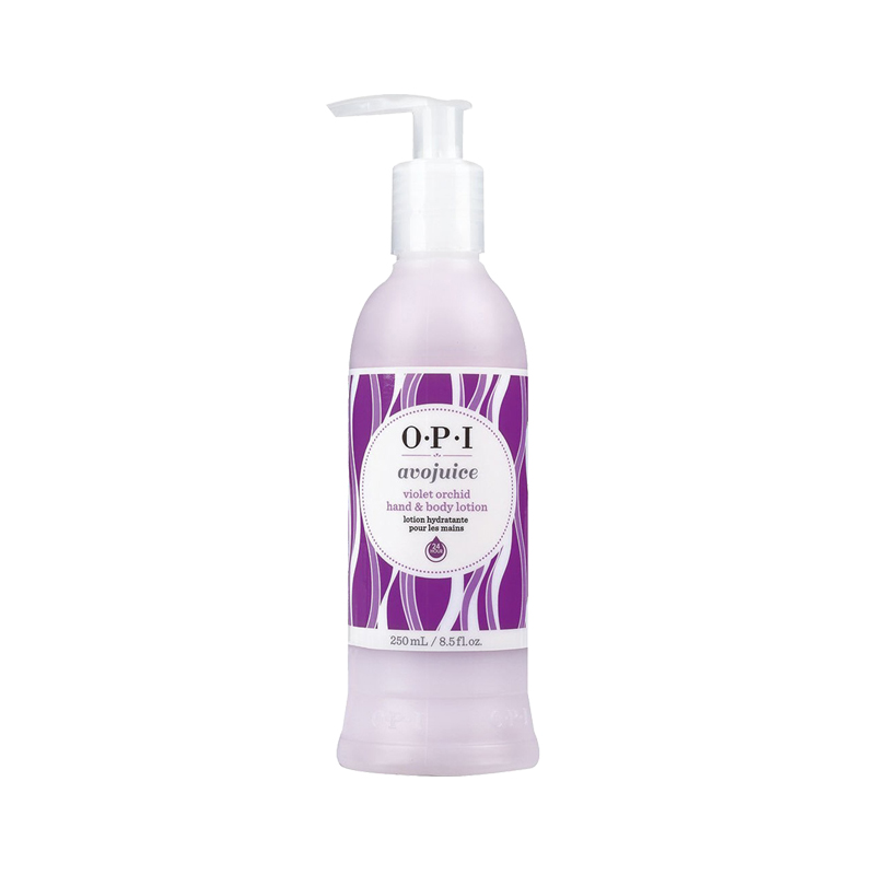 OPI Avojuice Lotion 8,5oz 250ml violet orchid