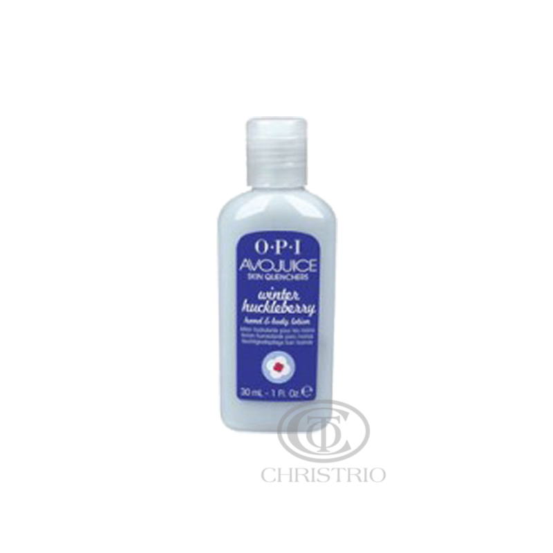 OPI Avojuice quencher 30 ml - Winter huckleberry