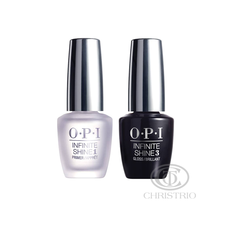 OPI INFINITE SHINE Duo pack 2x0,5oz-15ml