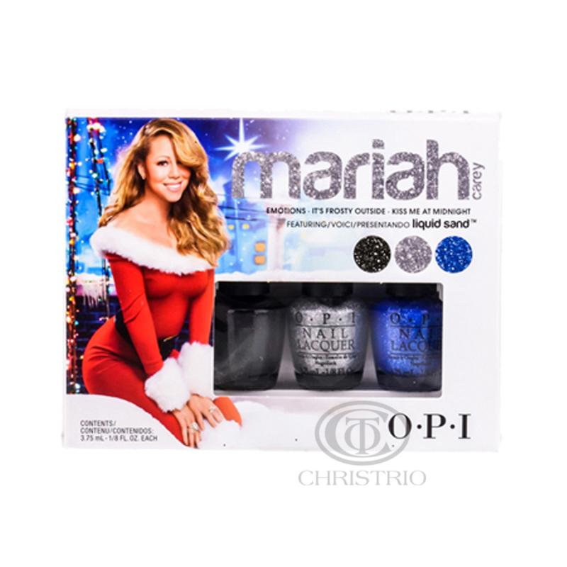 OPI Maria Carey Collection 3x0,13oz-3,75ml