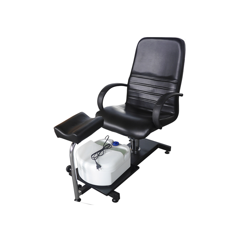 Pedicure Spa Chair TS-1606 Black