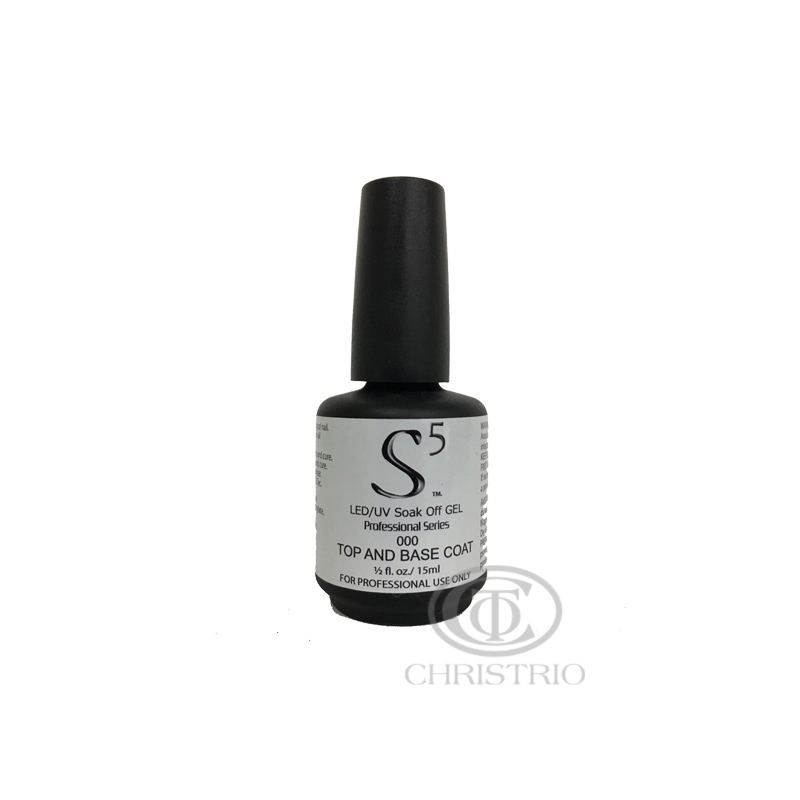 S5 Base_Top coat_15ml