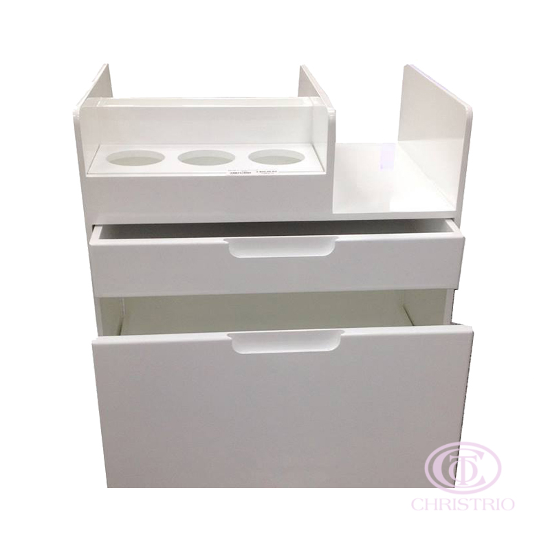SPA Trolley MAX TMX-41 45x33x60 White