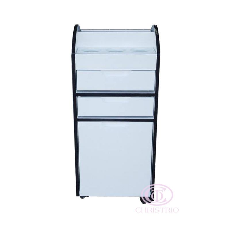 SPA Trolley S Emmie EMSTR-29 White